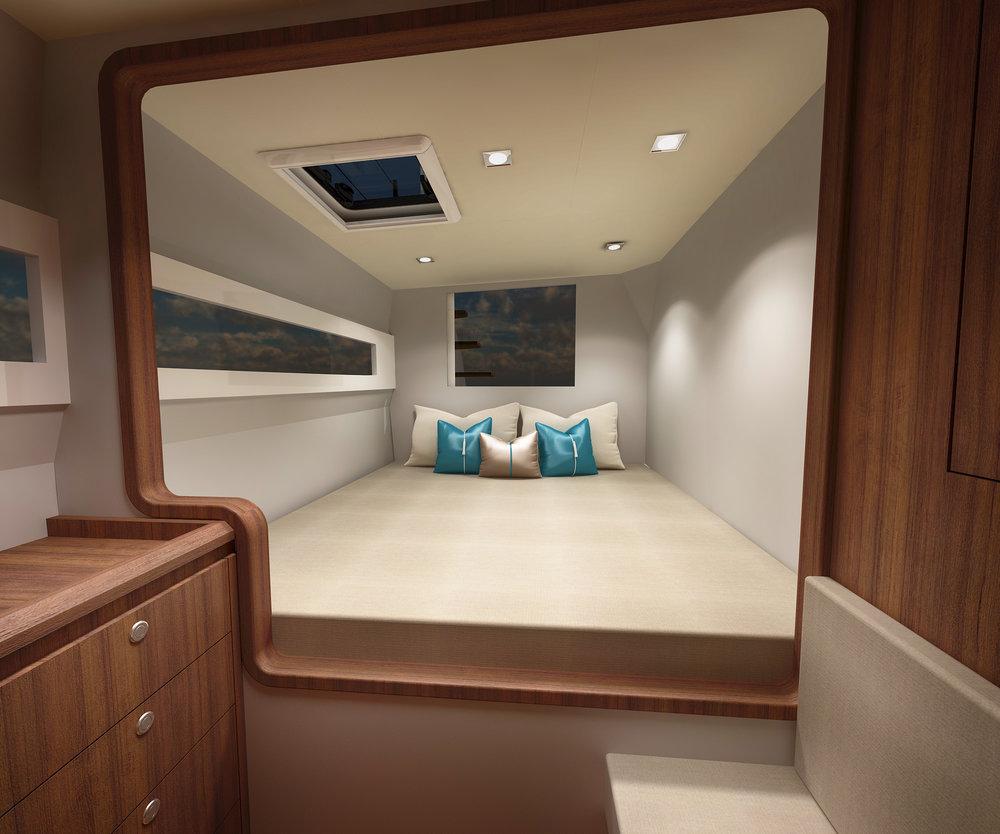 OC50: Starboard Aft Cabin*