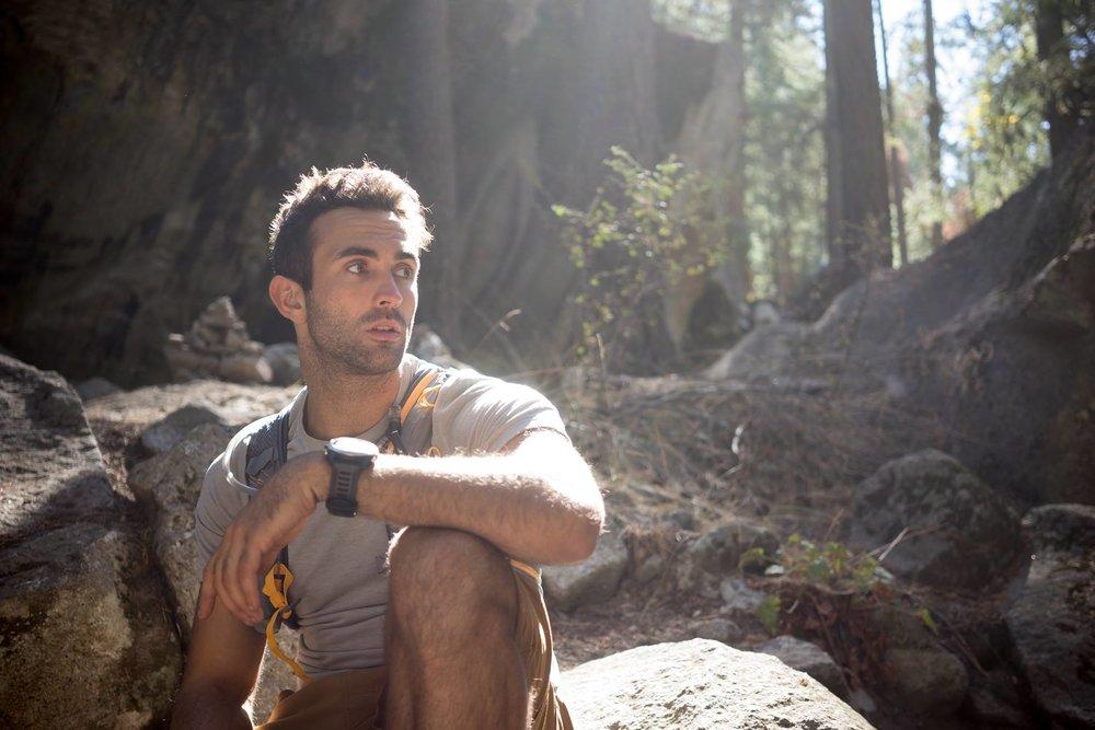 Yosemite Climbing Trip