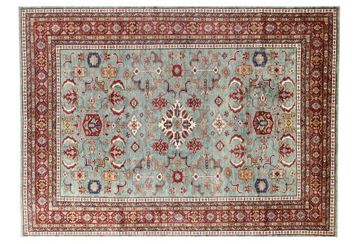 2..Then you want to go on a hunt for that very special rug that speaks to you. Rugs are like art, different things appeal to different people and they are an investment. Choose something wisely that won't be trendy and you will love for years to come.