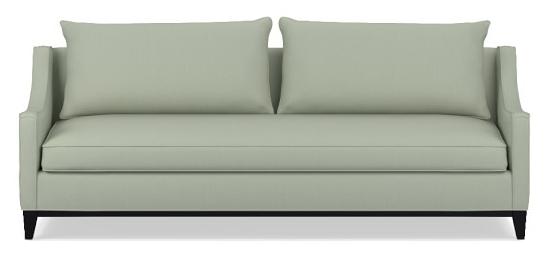 B. Designer-esque Sofa - Presidio Sofa   Manufacturer & Retail Representative:  Williams-Sonoma Home