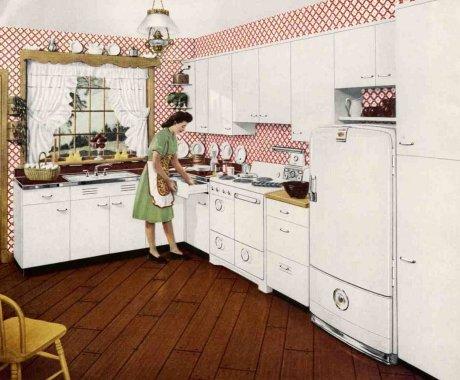 American Kitchen Design Through The Decades C Amp M Interiors