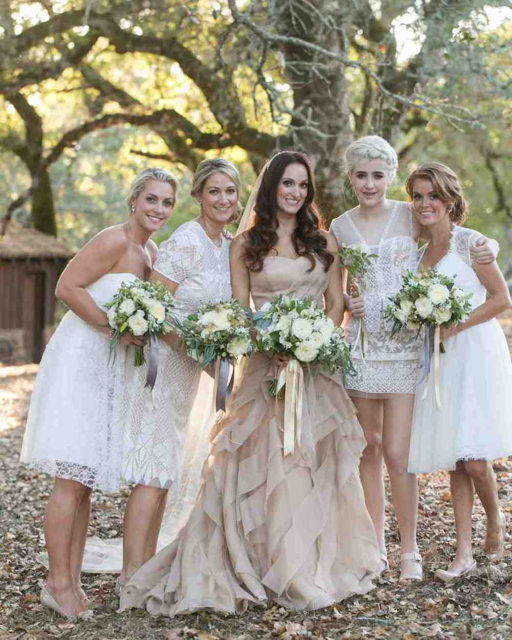 Whimsical Wine Country Wedding by A Savvy Event | Chestnut & Vine | Vera Wang Gown