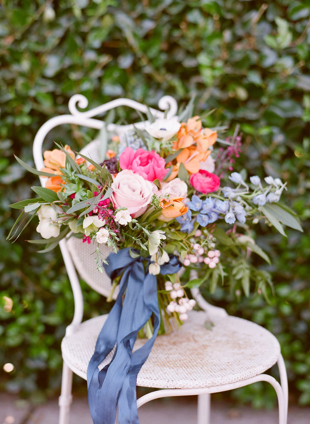 Summer Garden Elopement Inspiration at Chateau Sonoma A Savvy