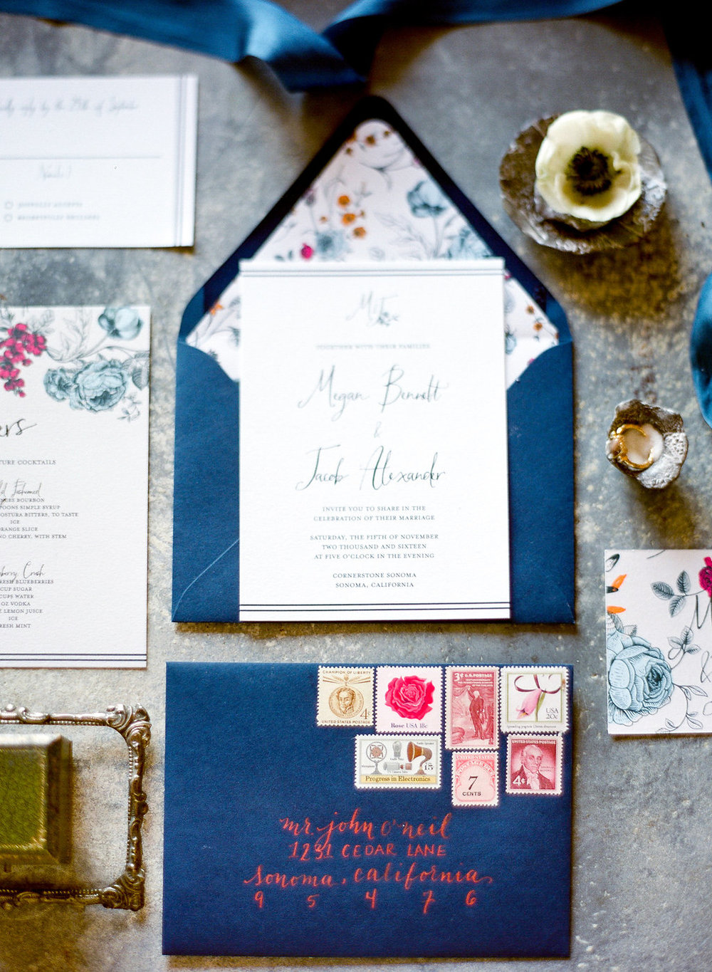 French Garden Elopement Inspiration | asavvylifestyle.com [Photography: Amanda Crean]