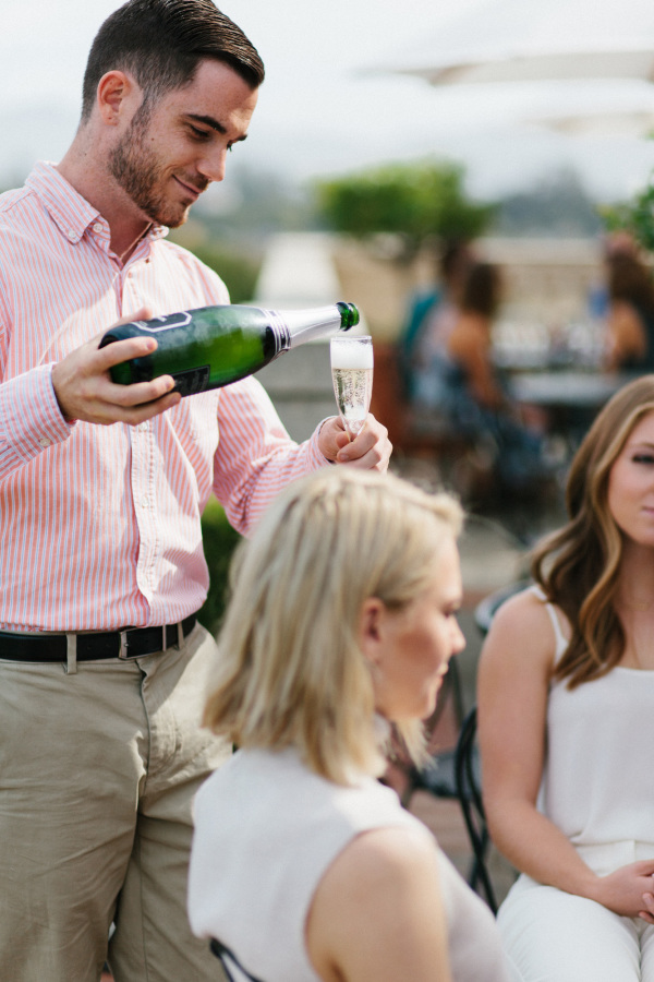 Bachelorette party in Wine Country | asavvylifestyle.com / Daidri Smythe Photography / Boxwood Avenue / A Savvy Event