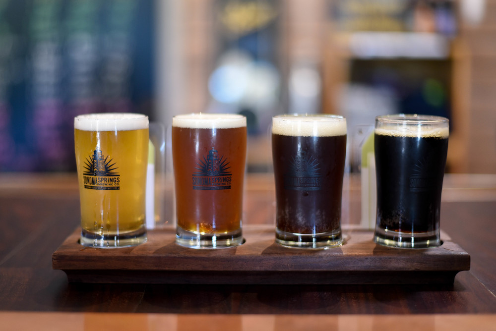 Where to go in wine country: Sonoma Brewery Tour from asavvylifestyle.com