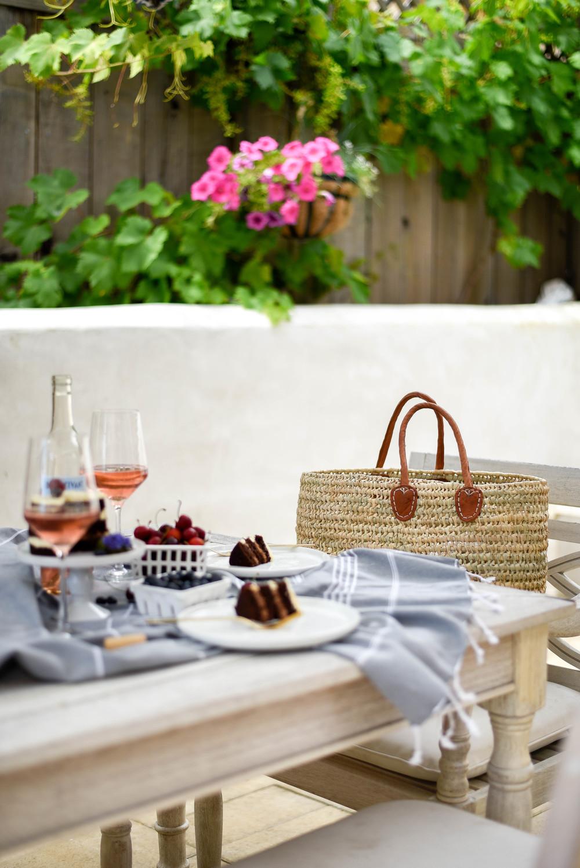 French Mediterranean Rosé in Napa: Bon Vivant | asavvylifestyle.com