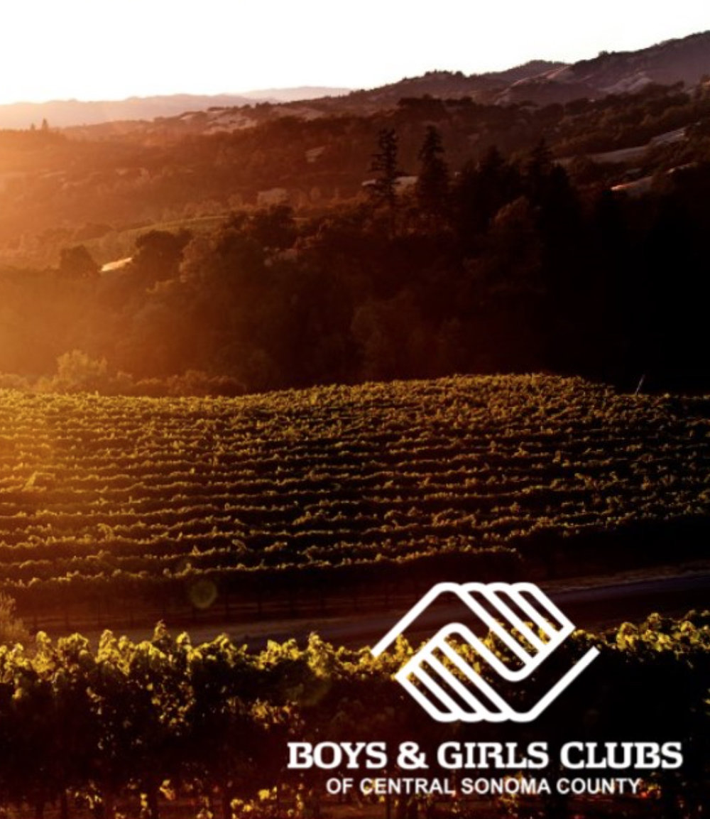 Healdsburg Pinot on the River Festival for the Boys & Girl's Club of Central Sonoma | asavvylifestyle.com