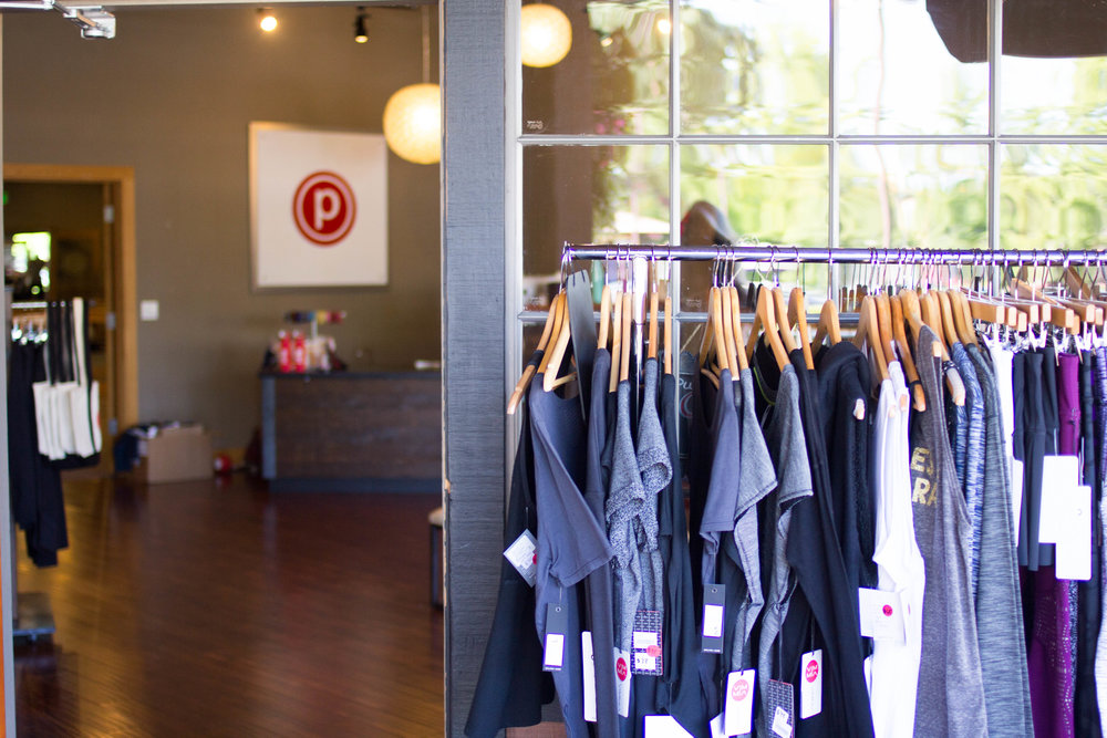 pure barre sonoma studio athletic clothing