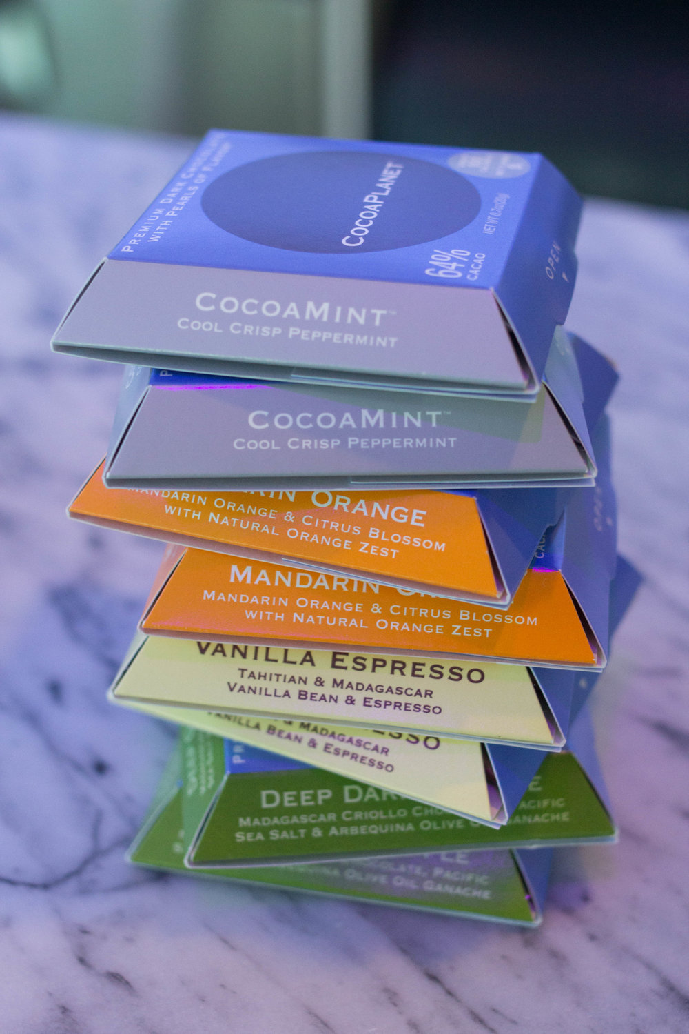 cocoa planet chocolate flavors