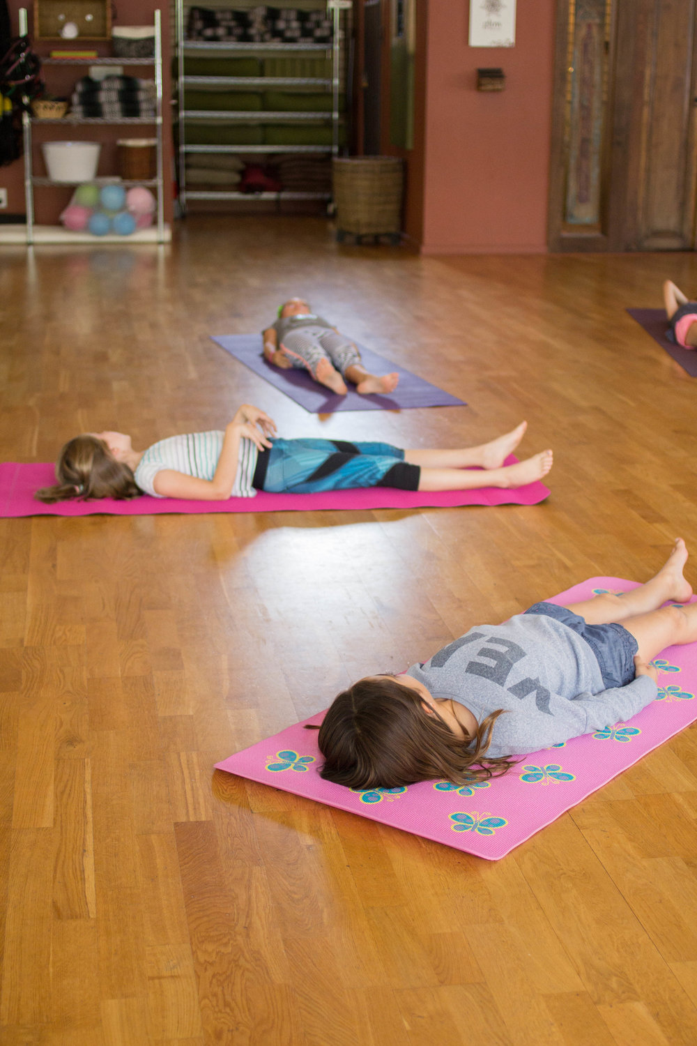 Scientific Evidence for Yoga in Schools