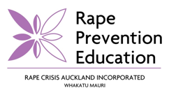 Rape Prevention Education Logo