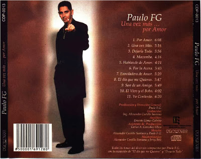 1998-Pablo FG - Una Vez Mas Por Amor - Trasera.jpg