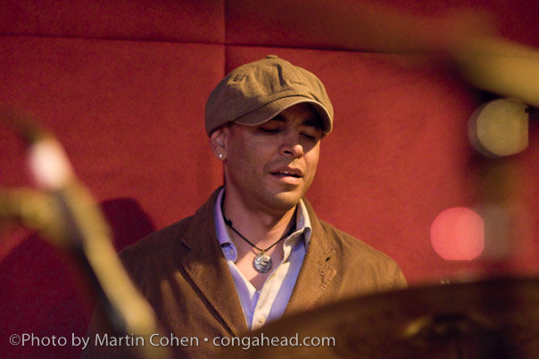 Mauricio Herrera - Drummer/Percussionist/Performer/Educator - Cuba - New York