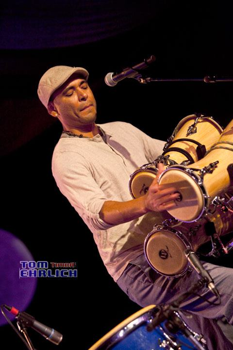 Mauricio Herrera Music Official Website - Afro-Cuban Drummer/Percussionist/Performer/Educator
