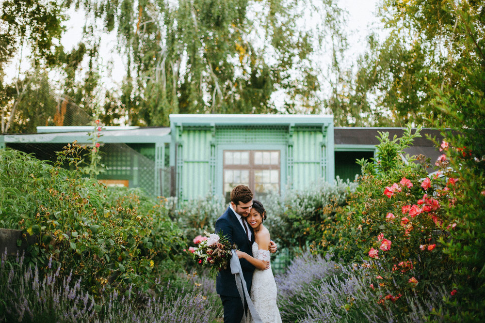 Virginia + Brett | Sonoma, CA