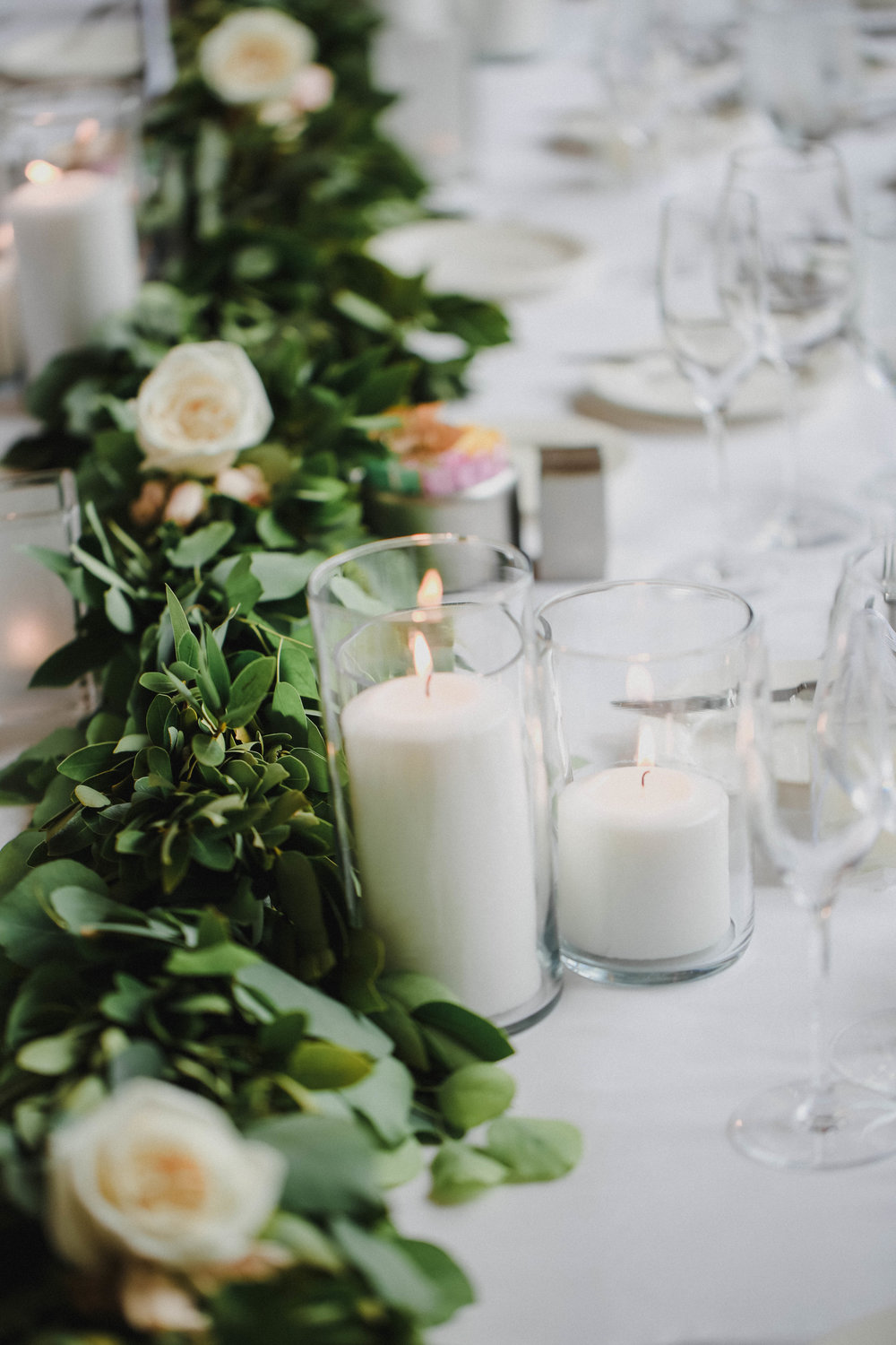 wedding reception ambience wedding table decor