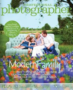 Professional Photographer Magazine  -