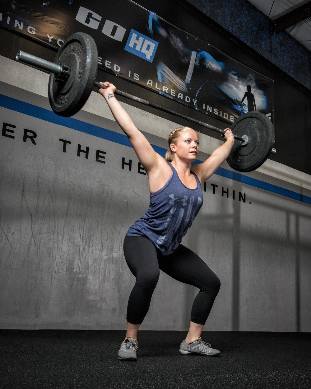 GOHQ Trainer Rachael Brock
