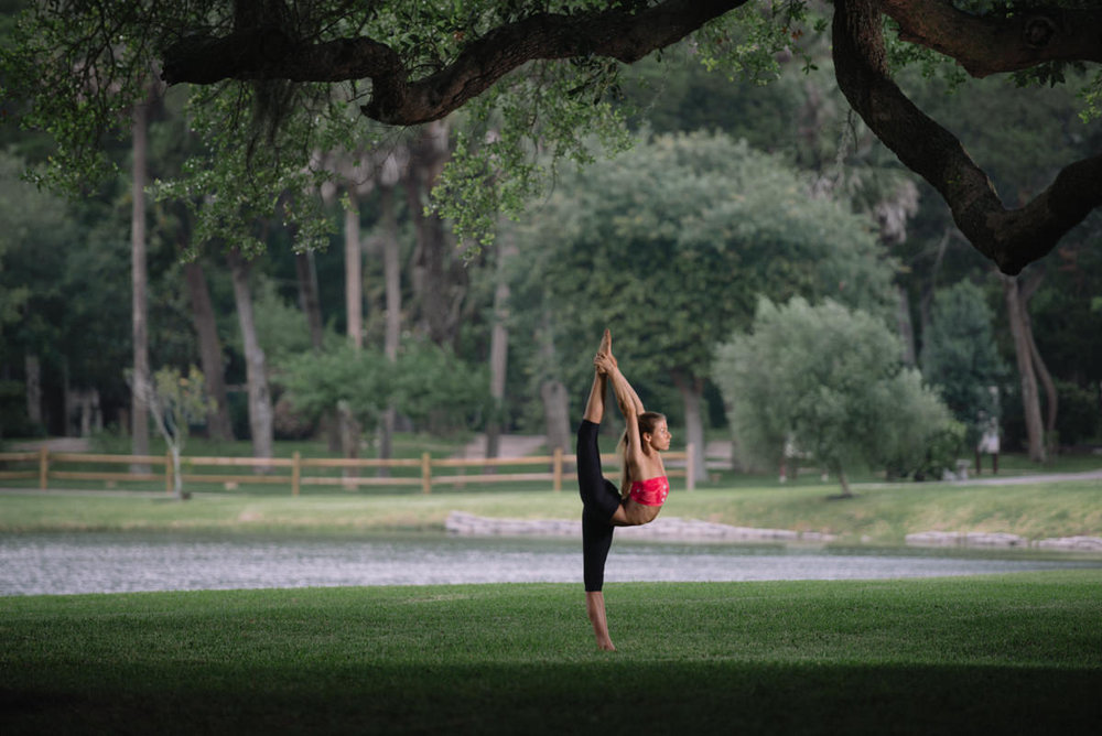Yoga in St Augustine