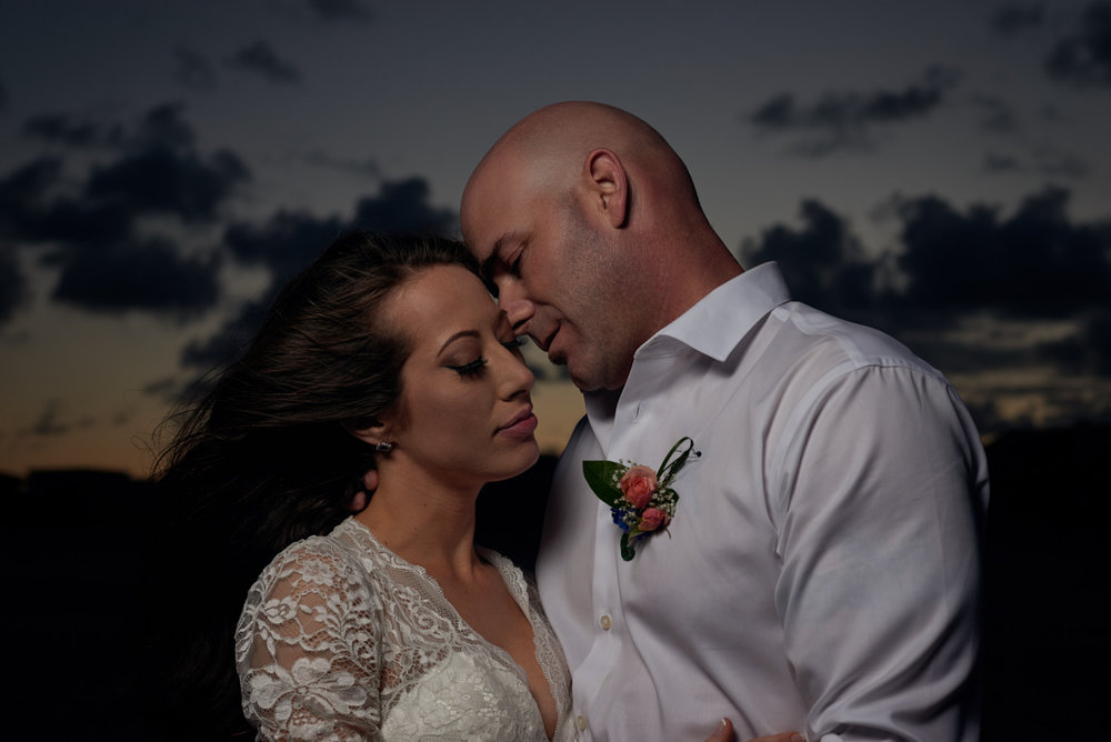 Dramatic Couple