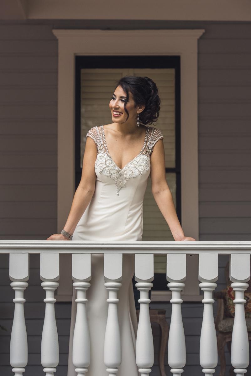 A Candid Bride