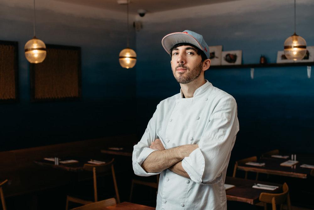 Chef Joshua Catch 27