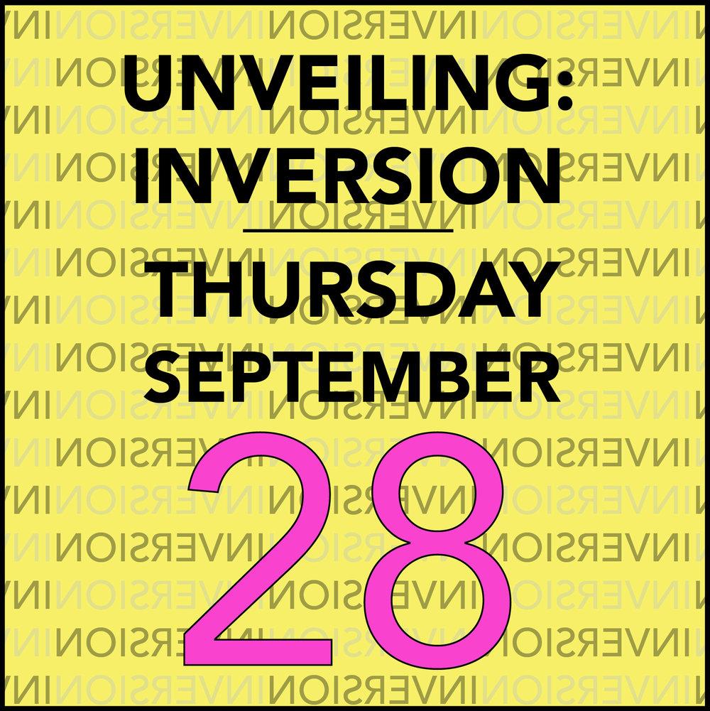 UNVEILING: INVERSION