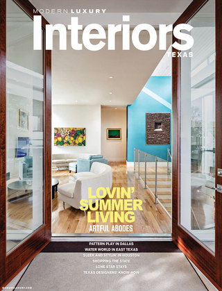 INTERIOS TEXAS MAGAZINE - TEXAS