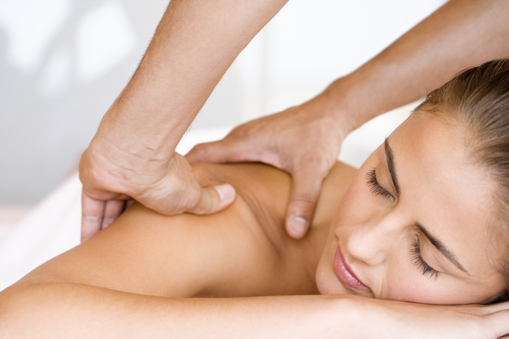 Remedial Massage- releases muscle tension and increases tissue flexibility