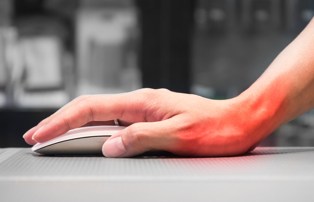 Suffering wrist pain? - It could be Carpal Tunnel Syndrome