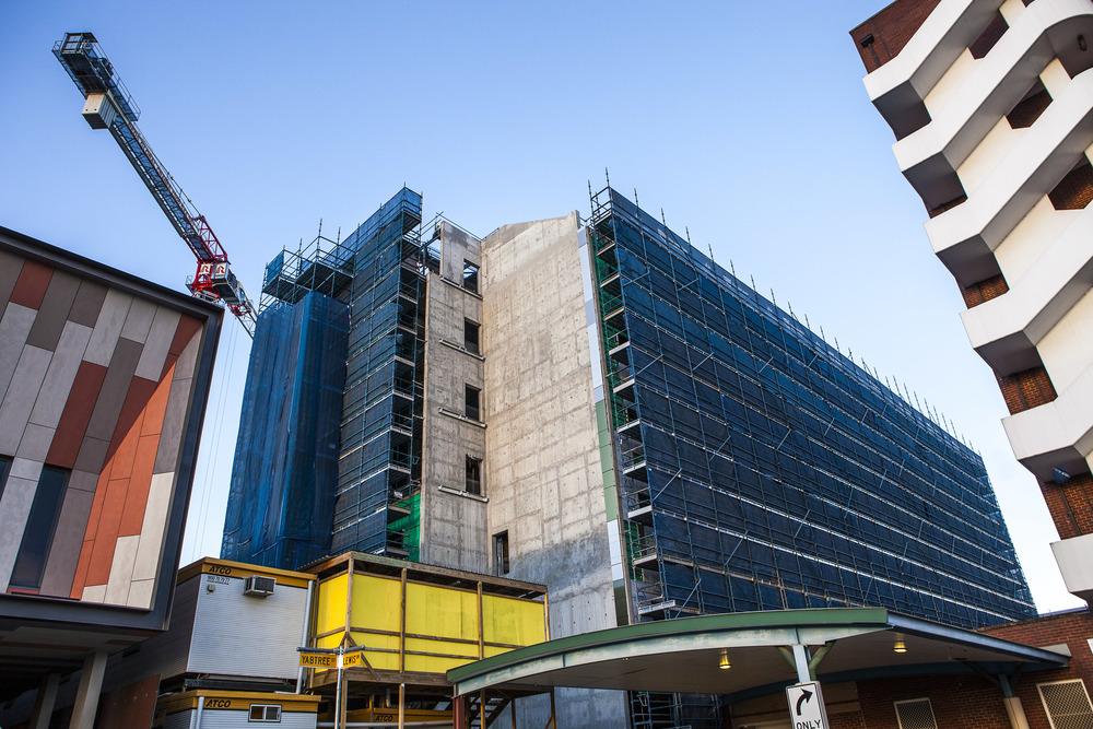 Wagga Wagga Hospital Redevelopment