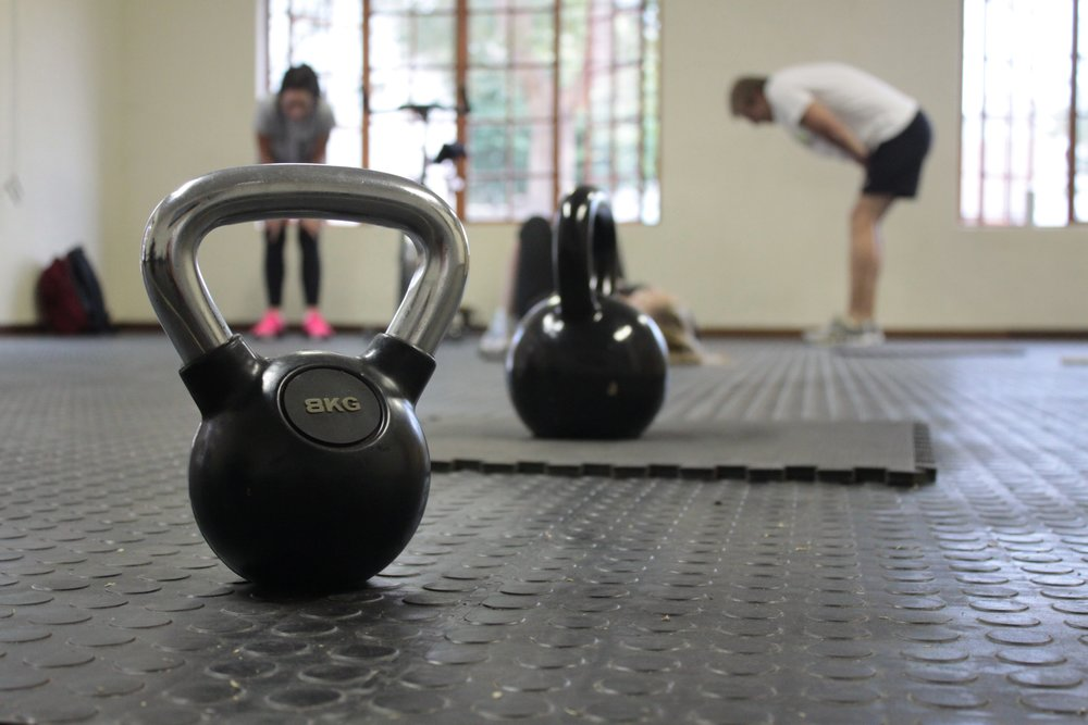 HIIT can often involve weights and full body exercise.
