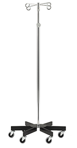 "<div style=""white-space: pre-wrap;"">Mobile IV Poles / Infusion Pump Stands</div>"