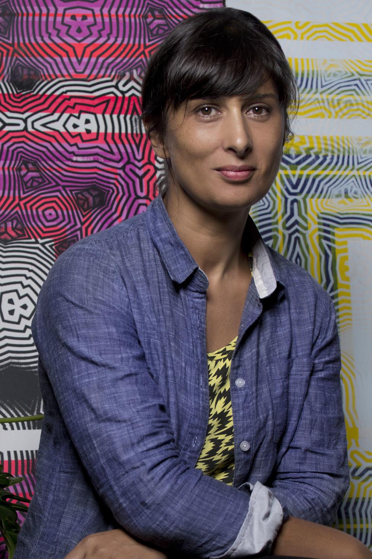 Kate Banazi Silk Screen Printer and Illustrator