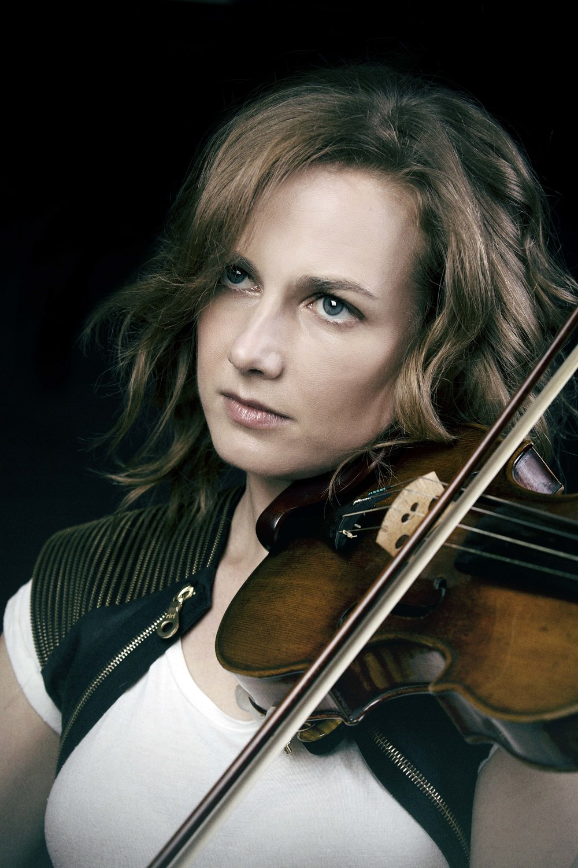 Satu Vanska - Principal Violin, Australian Chamber Orchestra