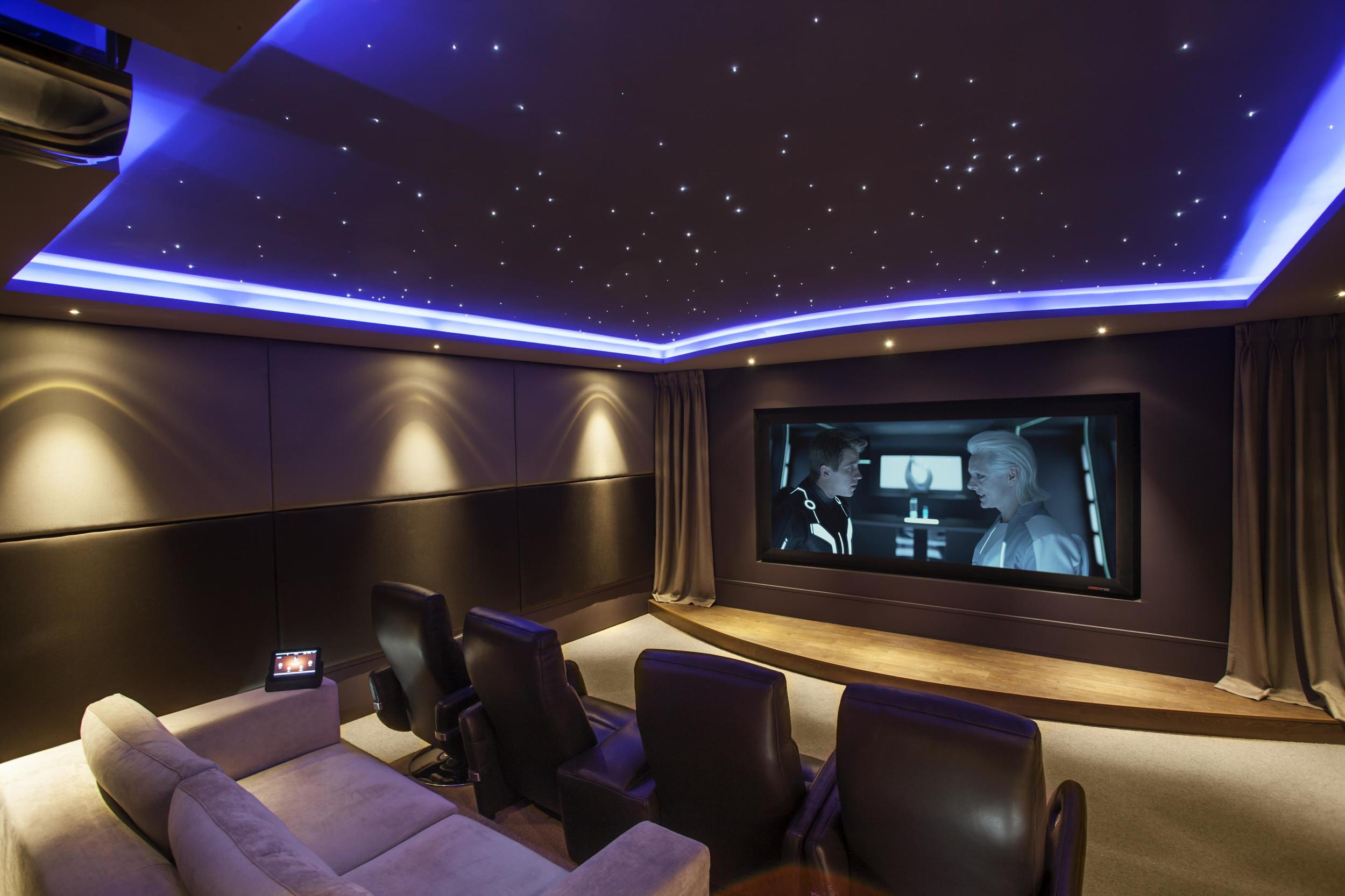 home theaterlightjpg - Home Theater Design Group