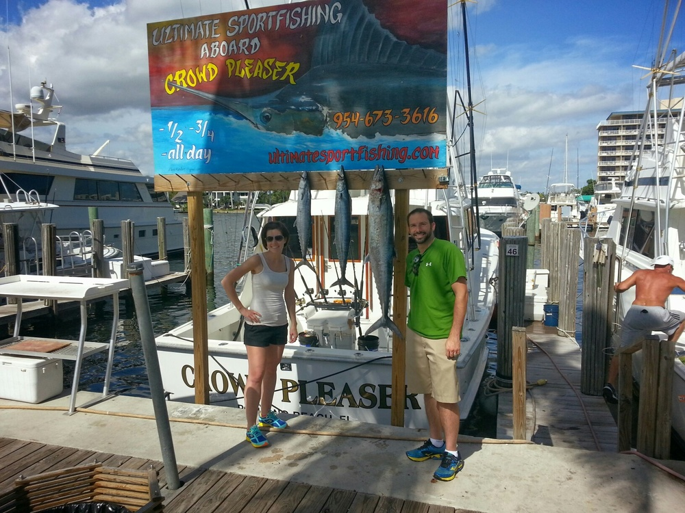 Charter rates for Ft lauderdale fishing charters
