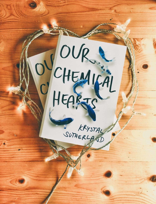 Výsledek obrázku pro krystal sutherland our chemical hearts