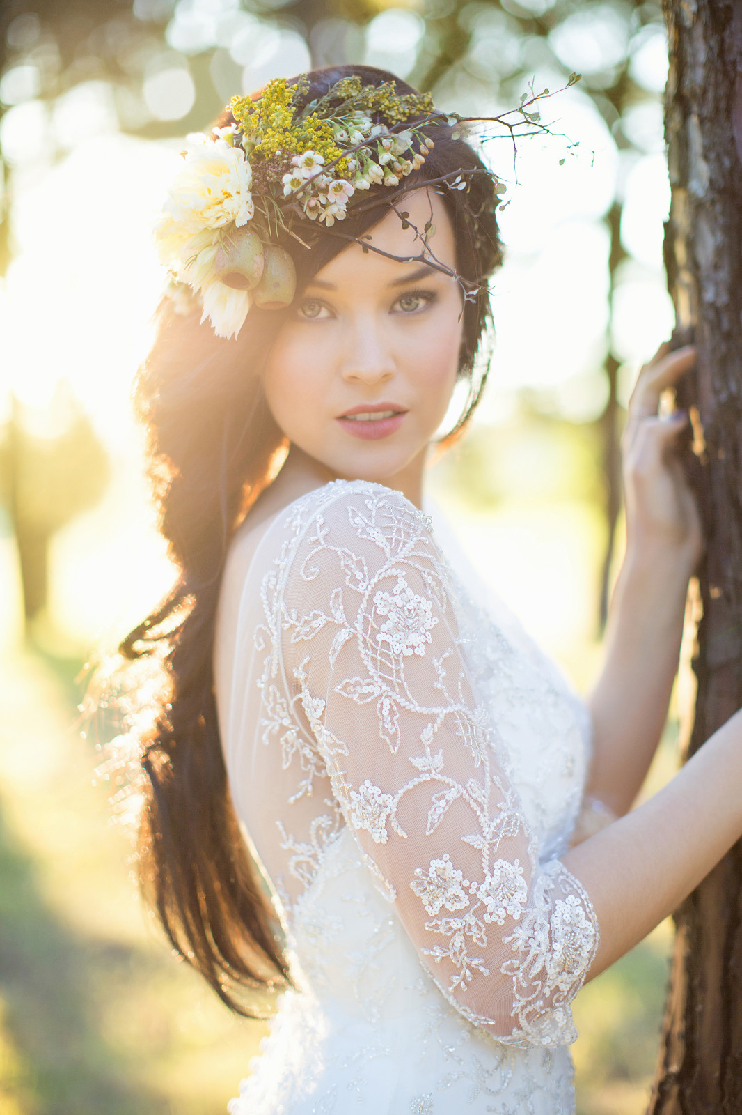 Roz-la-Kelin-Chanele-Rose-Flowers-Sydney-Bridal-Photographer