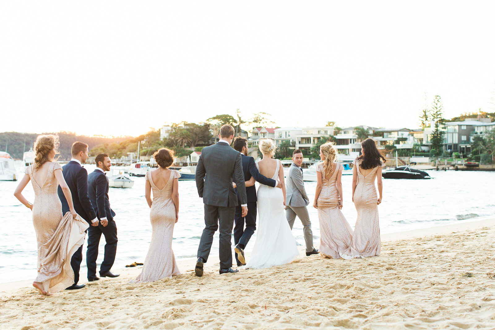 Watsons Bay Wedding Love Note Photo 3