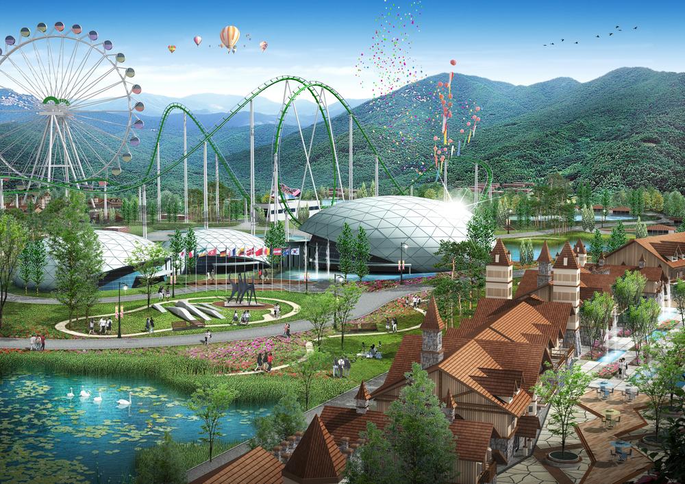 무주 리조트 놀이공원(2006)