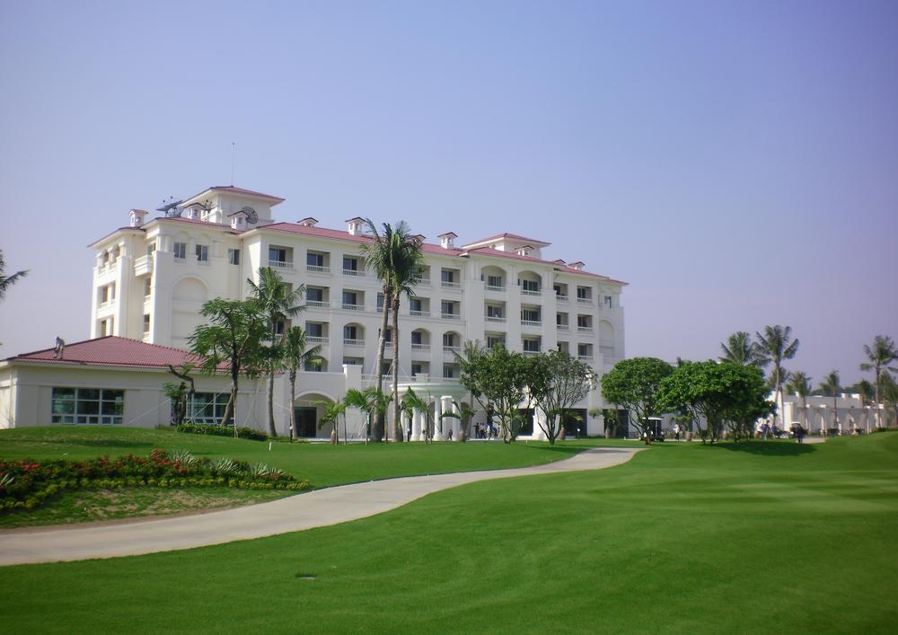 베트남 송지아 리조트 호텔(2009)