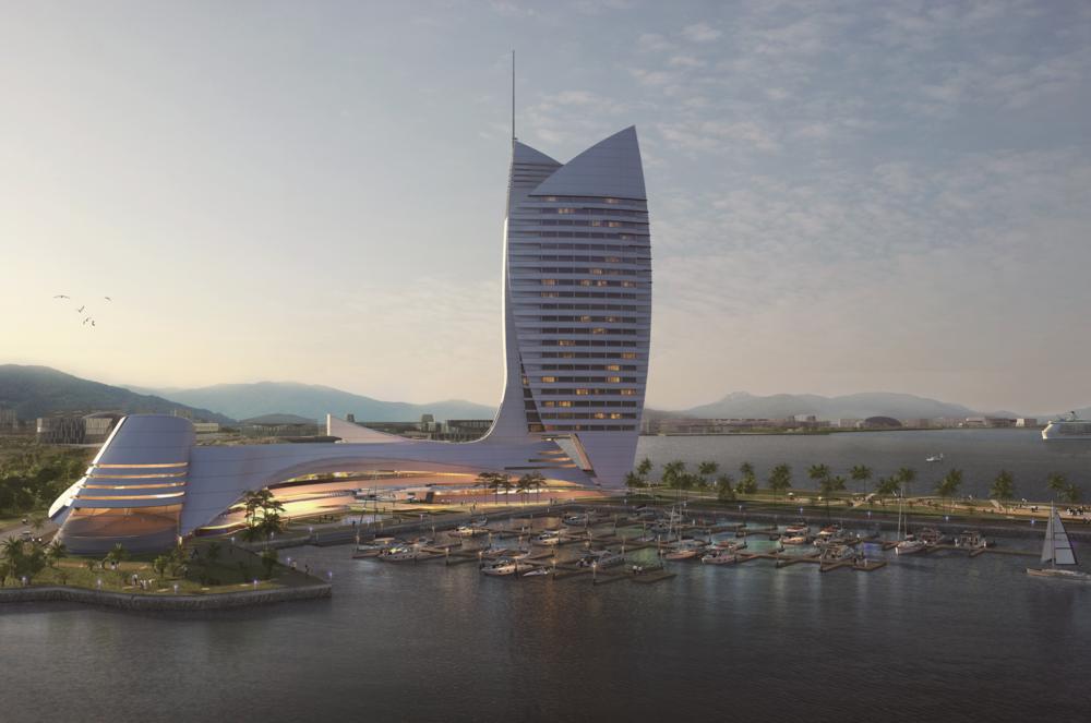 여수 세계 박람회 호텔(2009)