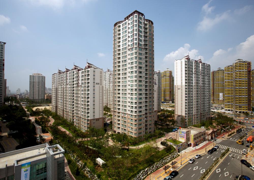 동탄 삼부 르네상스 아파트(2005)