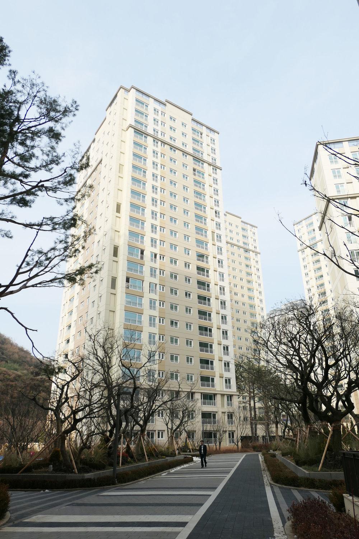 김포 풍무지구 아파트(2007)