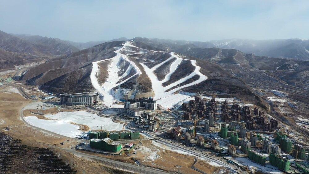중국 총리 올림픽 빌리지 (2014)