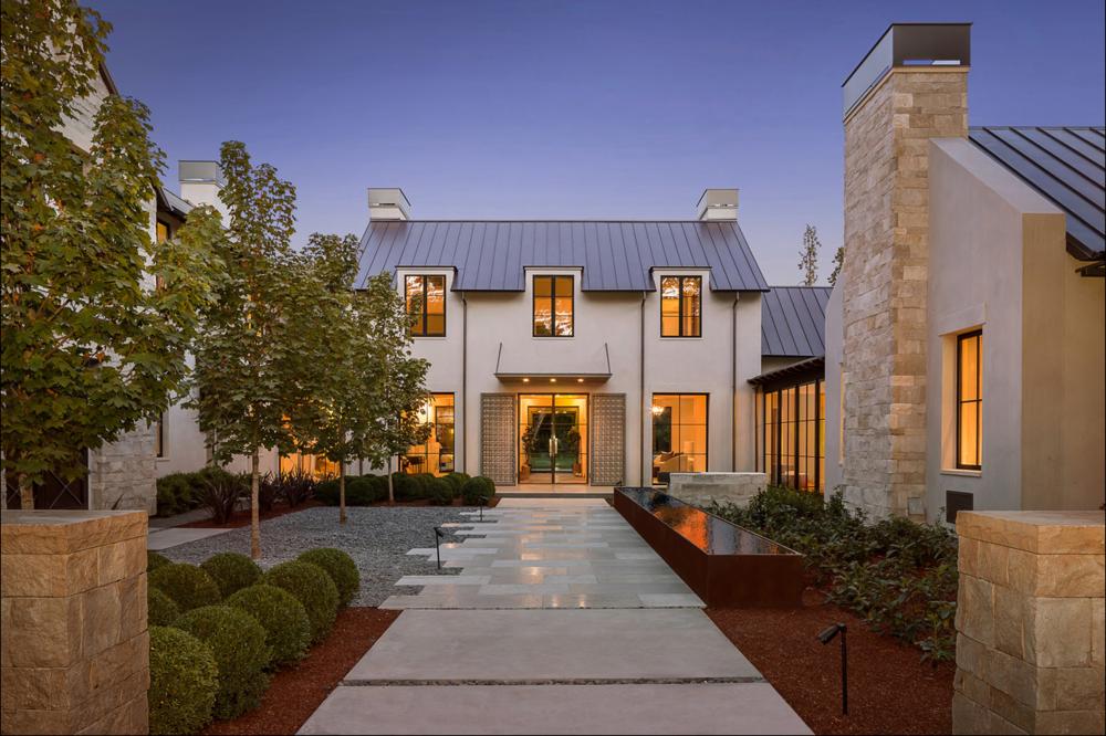 SOLD - Modern Farmhouse Atherton, CA - $33 million