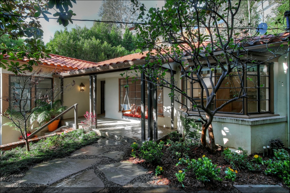 SOLD - Topher Grace's Hollywood Hills Home - $1.6 million