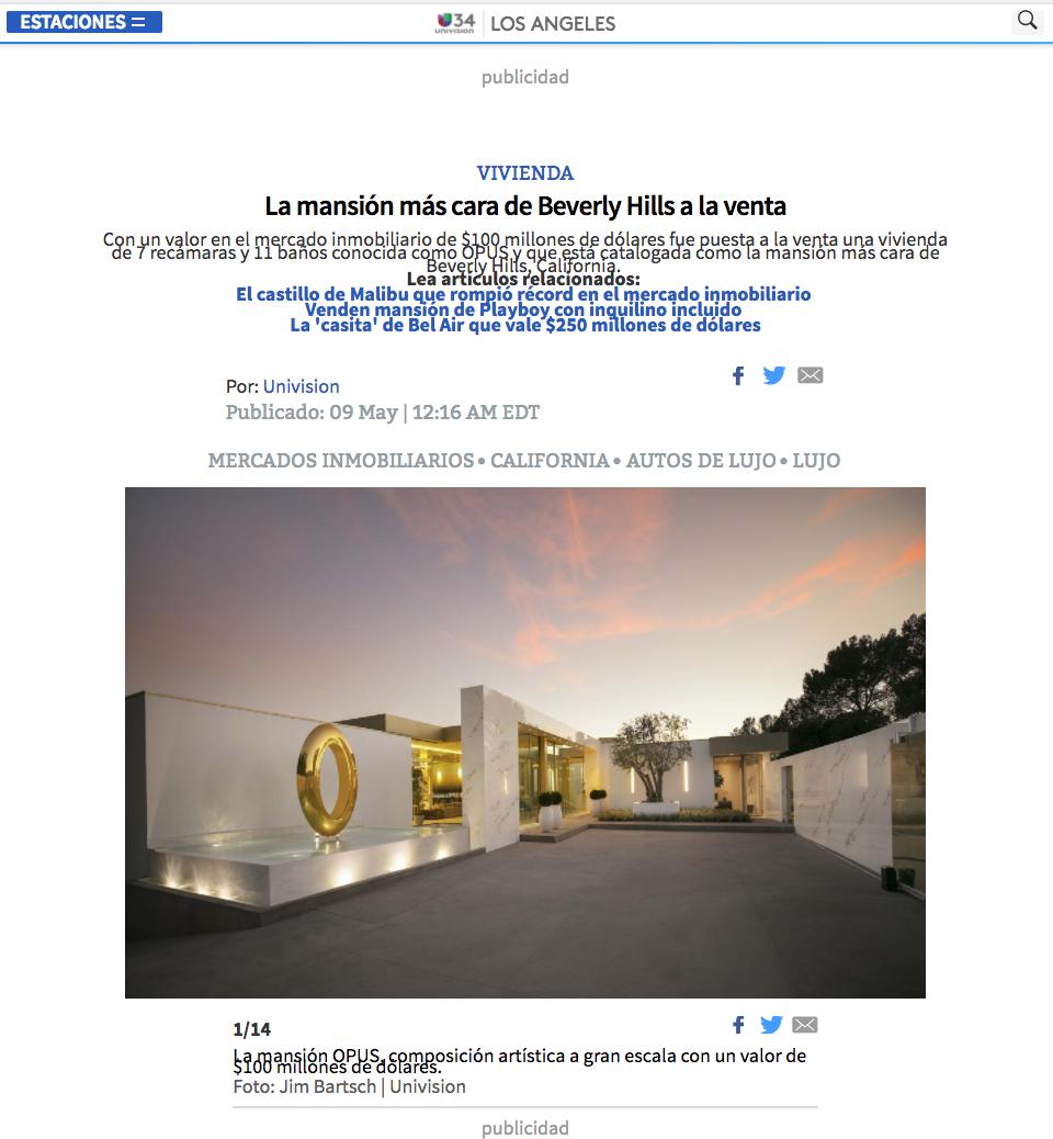 Univision Latin America